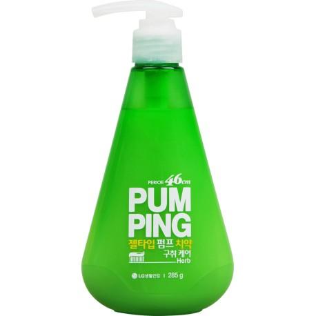 perioe зубная паста pumping