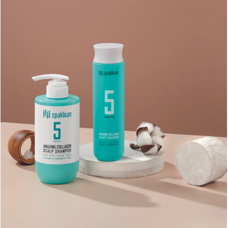 Spaklean Amazing collagen scalp shampoo