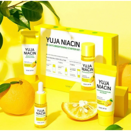 Some By Mi Yuja Niacin 30 Days Brightening Starter Kit Edition
