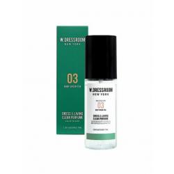 W.DRESSROOM Dress & Living Clear Perfume № 03 BABY GREEN TEA