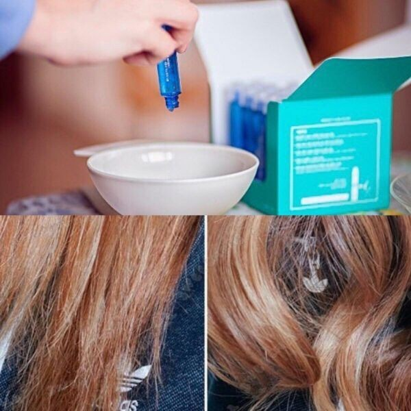 Филлер для волос применение